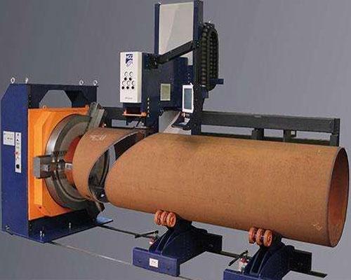 相貫線管切割加工