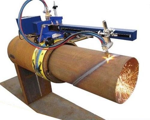 相貫線管切割技術